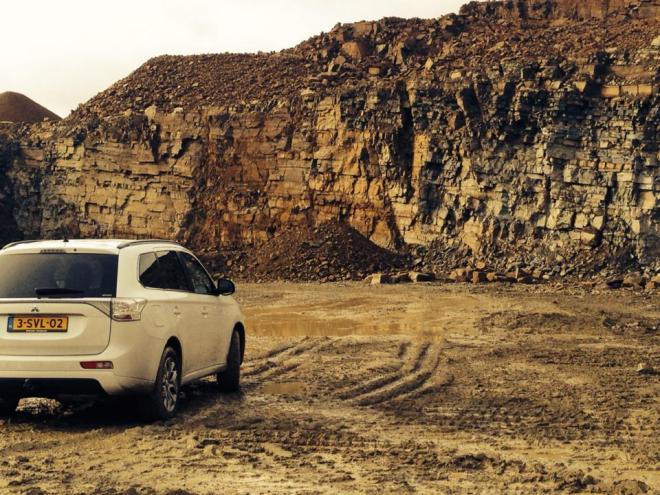 Mitsubishi Outlander PHEV getest 2