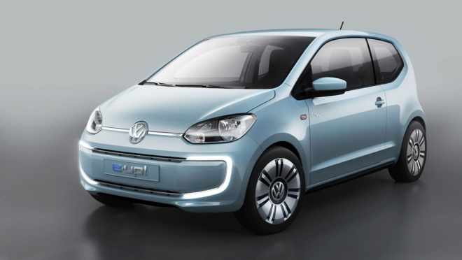 Volkswagen Studie e-up